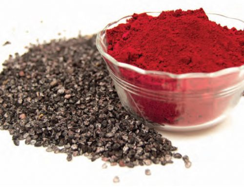 Кармин E120 – червен оцветител – какво представлява и за какво се използва