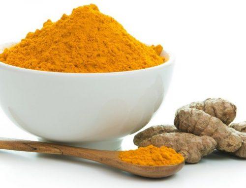 Куркумин – натурален оцветител за храни и напитки