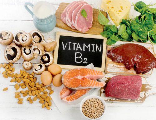 Рибофлавин Е101 (витамин B2) – оцветител за храни и хранителна добавка