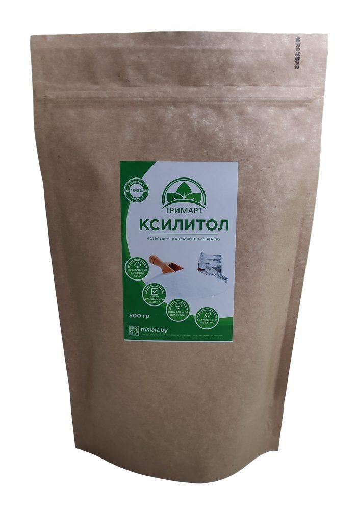 ксилитол - брезова захар