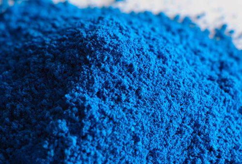 синя спирулина